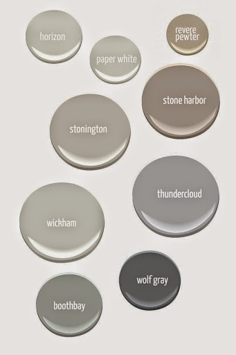 shades of grey www.roomsrevamped.com