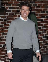 Tom Cruise in grey. www.roomsrevamped.com