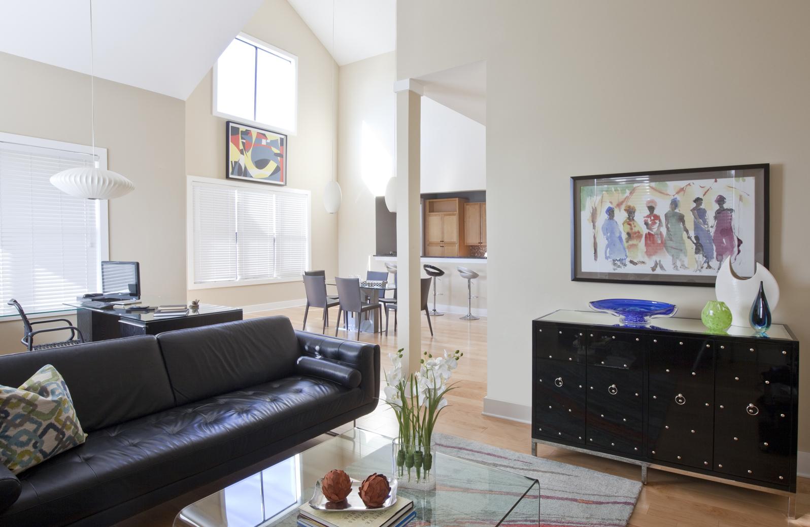 Interior Design: Male Decor: Masculine Modern Living   Hello ...