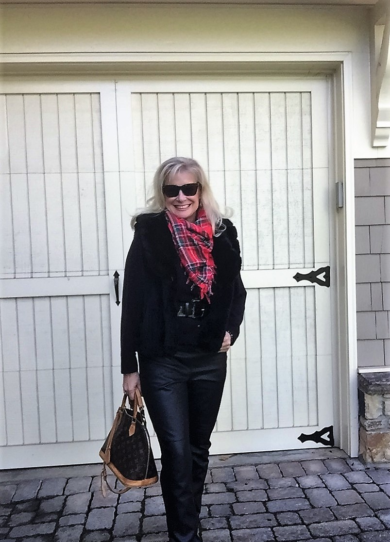 Fashion over 50: Daytime Working Girl Holiday Style- Hello I'm 50ish