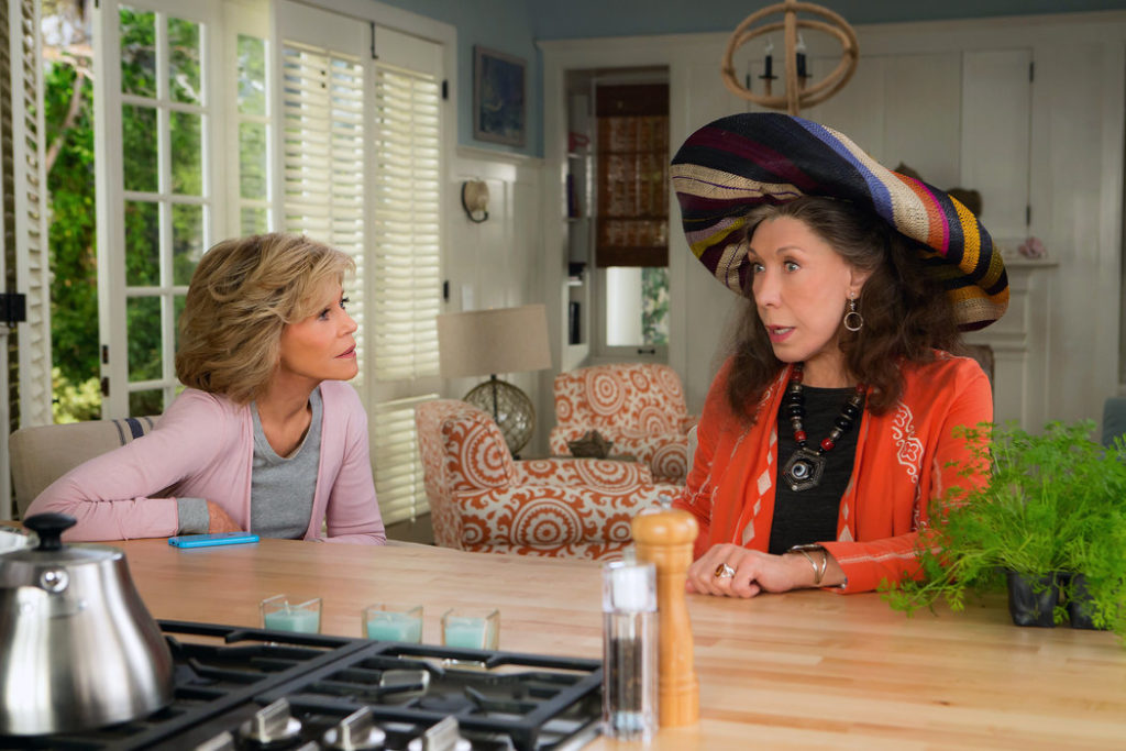 Woman Crush Wednesday: Have you Met Grace and Frankie?
