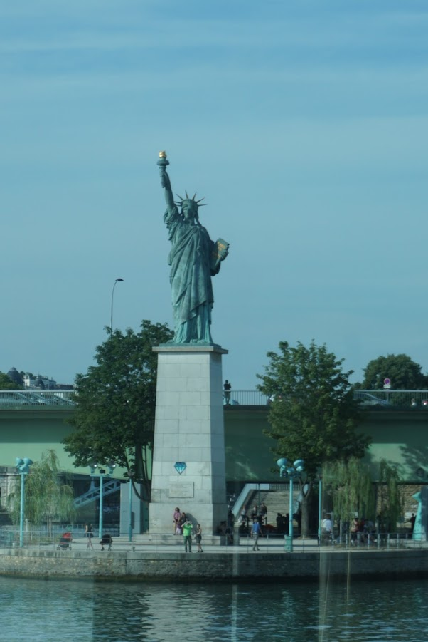 Seine River Cruise from Paris to Normandy: Day1-Hello I'm 50ish