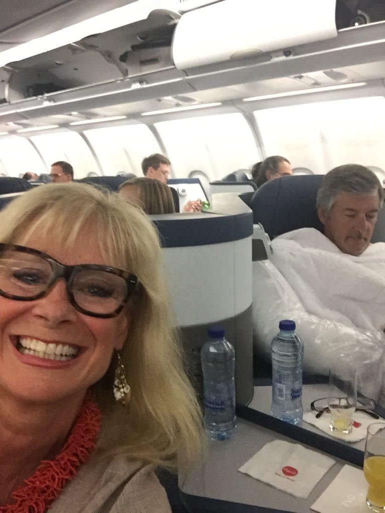 American in Paris- Walking off the Jet Lag - Hello I'm 50ish
