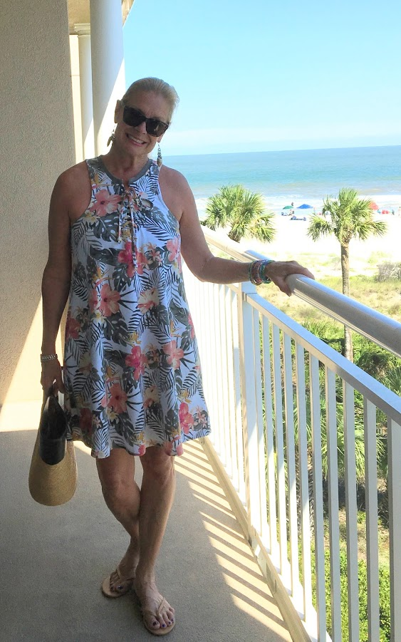 New Friends and Resort Casual- Hello I'm 50ish