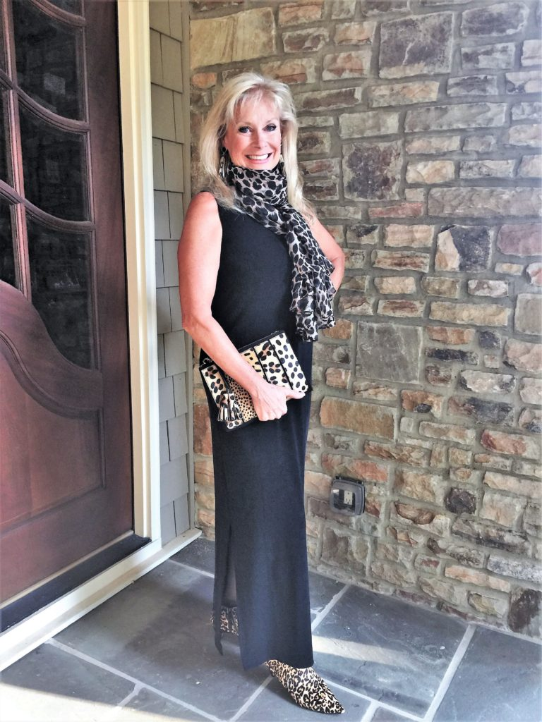 The Perfect LBD- Chico's Travelers 20th Anniversary-Hello I'm 50ish
