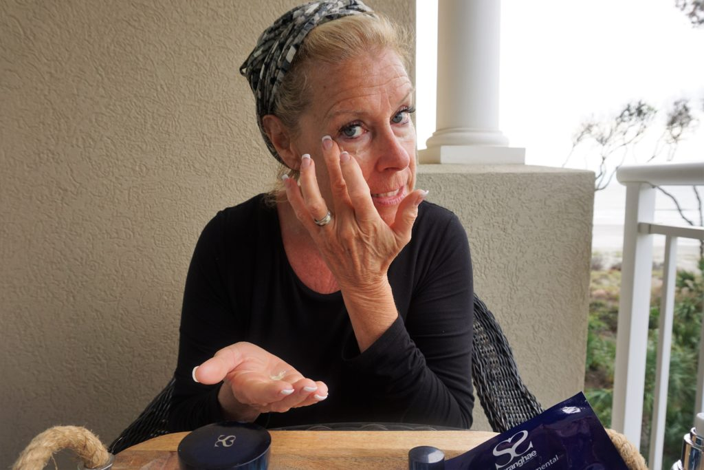 Skin Care for the Aging Skin : Saranghae- Hello I'm 50ish