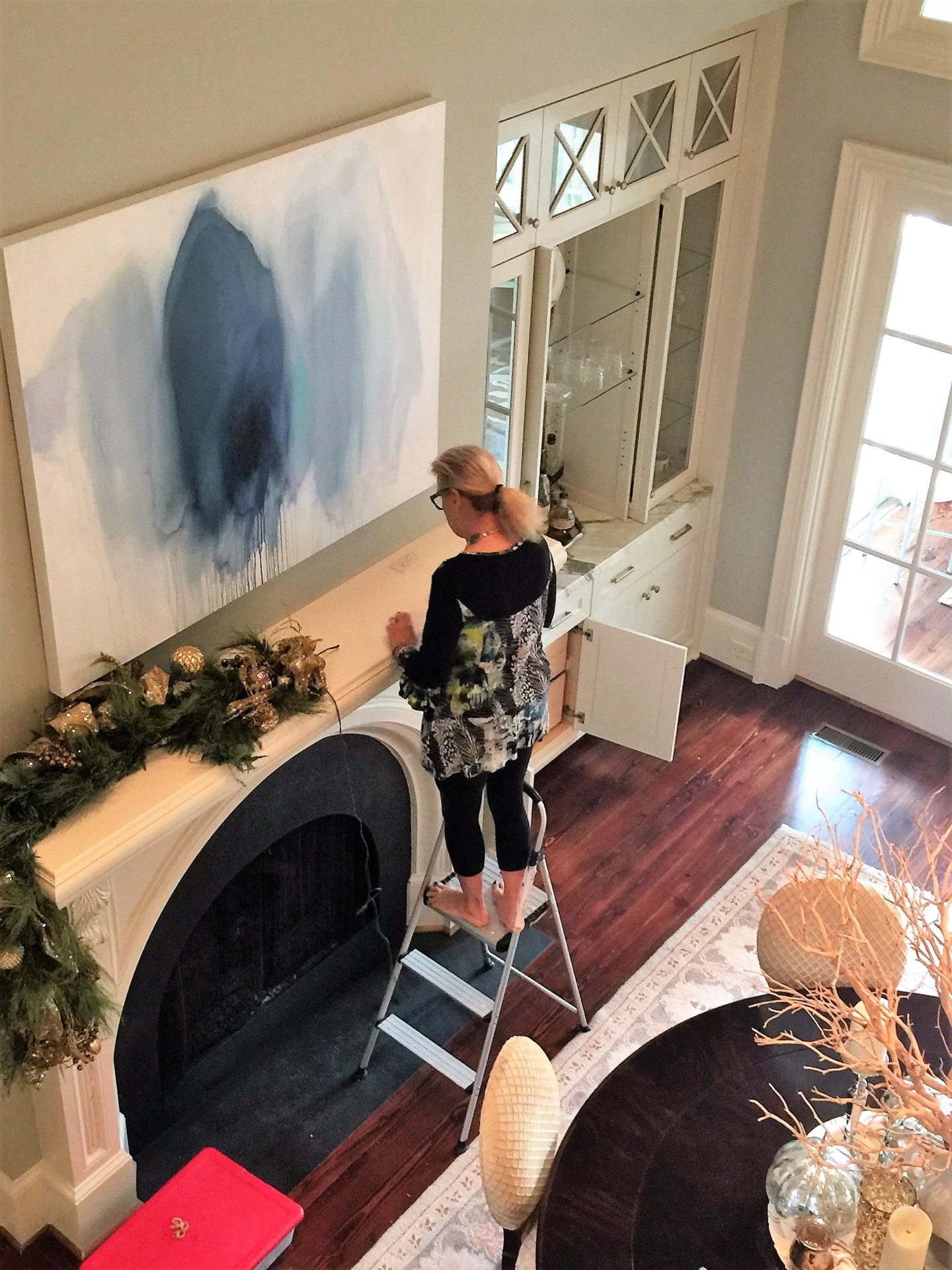 Holiday Decorating: Getting My Merry On- Hello I'm 50ish