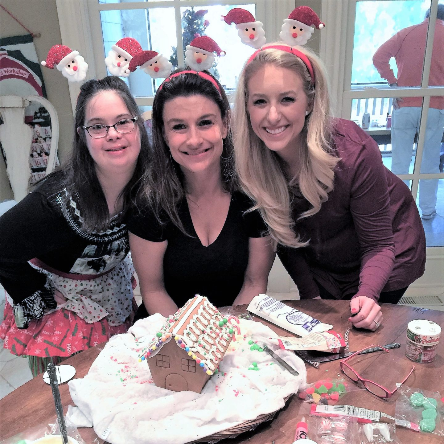 Christmas Traditions: The Gingerbread House Competition-Hello I'm 50ish