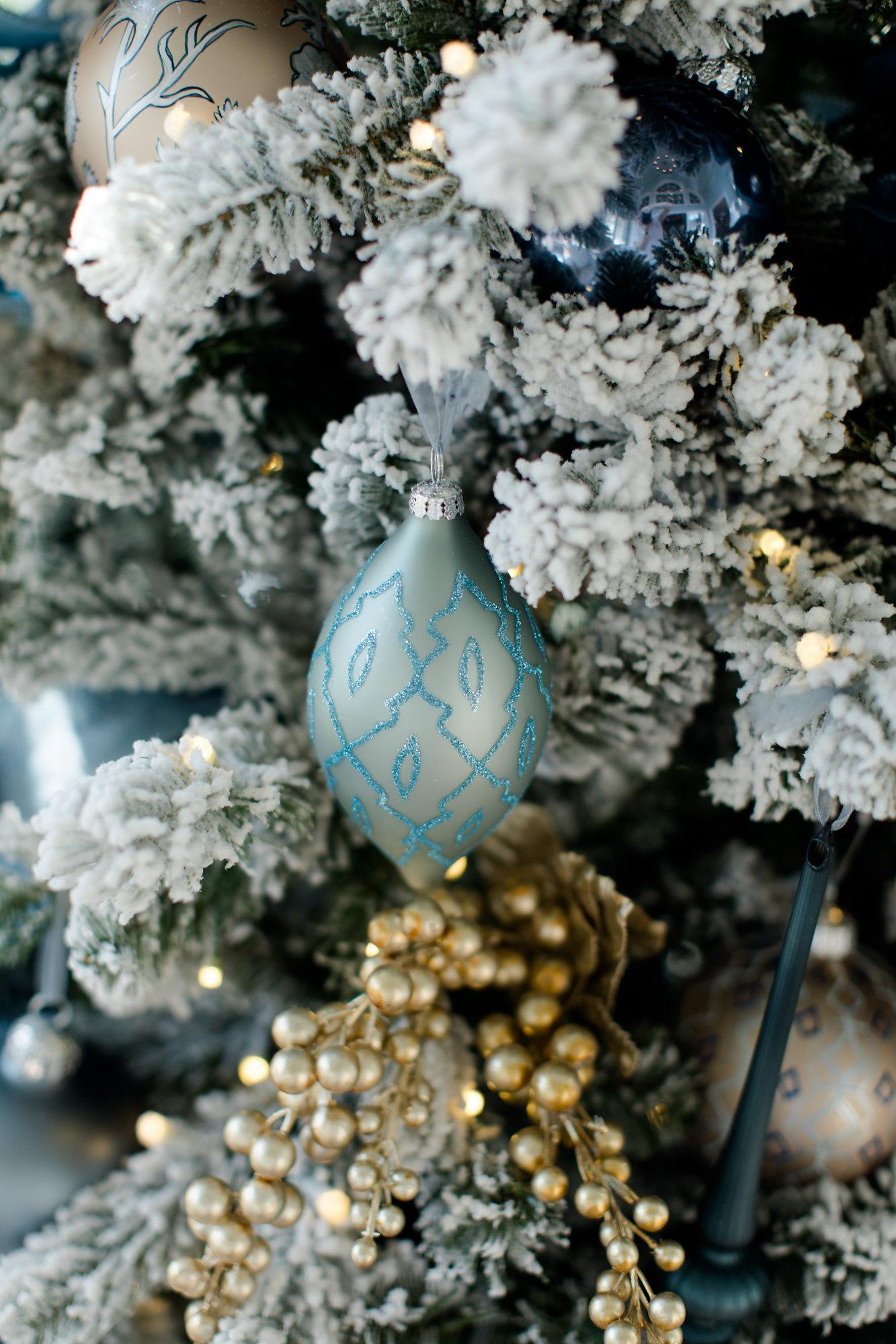 Frontgate ornaments