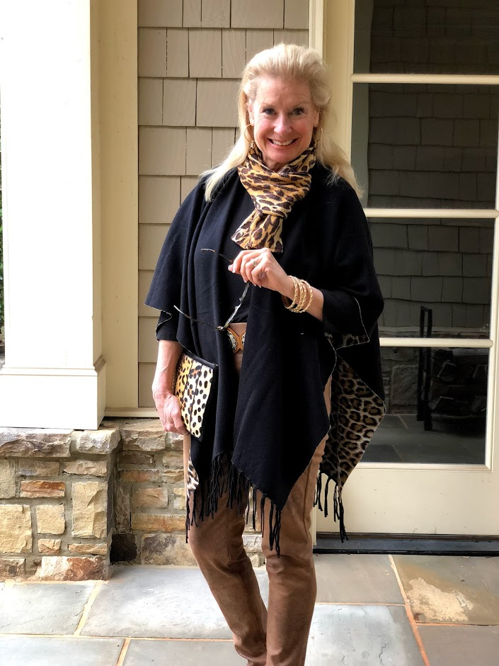 winter outfits for ladies over 50