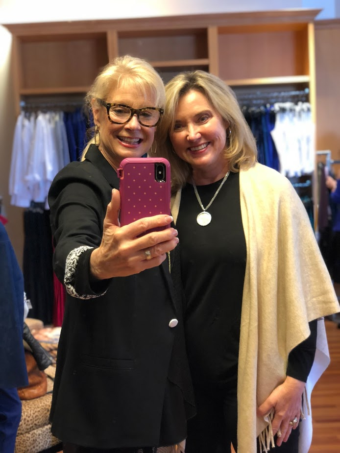 Dressing Room Confessions: Girlfriend Shopping at Chico's