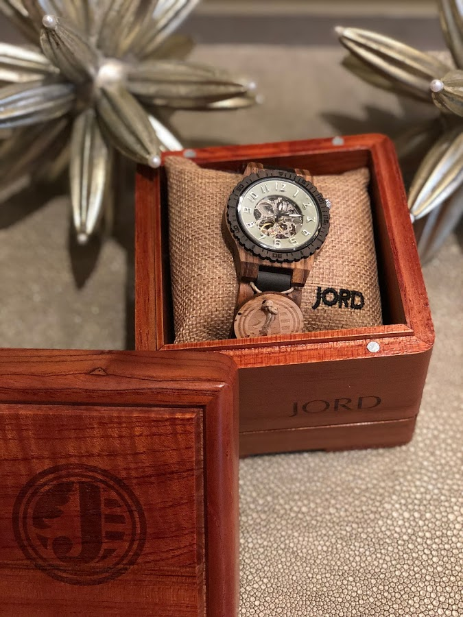 Something Different for Someone Special on Valentine's Day- You! - JORD watch